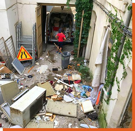 Débarras de maison vide encombrant à Cabestany - Debarrasse ...